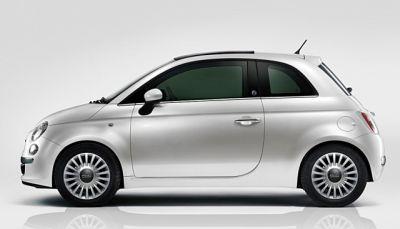Aria Nuova 2009 presente anche Fiat con 500 PUR-O2