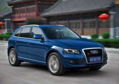 Audi Q5 Ibrida entro il 2011?