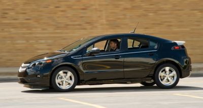 Chevrolet Volt: il video dei primi test su strada