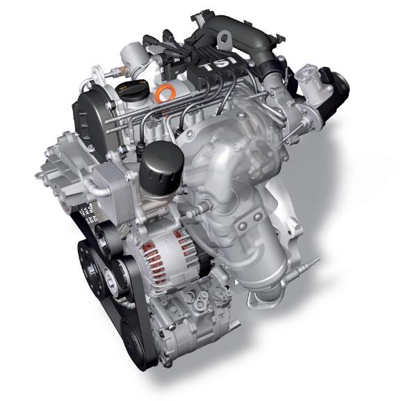 Engine of the Year 2009 tre riconoscimenti per il 1.4 TSI Volkswagen 02
