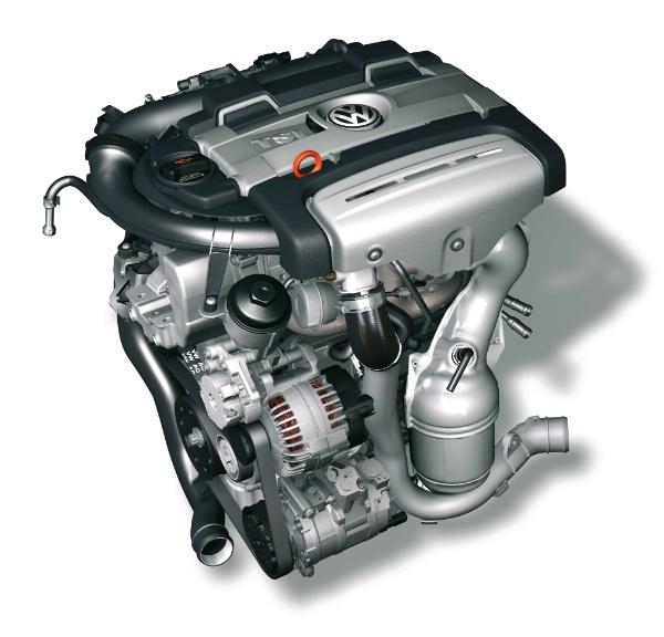 Engine of the Year 2009 tre riconoscimenti per il 1.4 TSI Volkswagen 03
