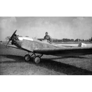 Il 17 giugno 1919, un motore BMW portò Franz Zeno Diemer a 9.760 metri