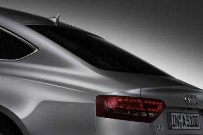 Il teaser ufficiale della nuova Audi A5 Sportback