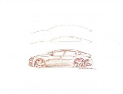 La nuova Audi A5 Sportback 02