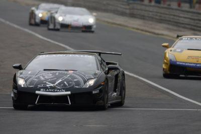 Lamborghini Blancpain Super Trofeo: secondo weekend di gara