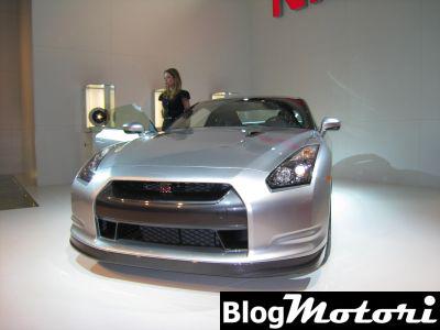 Nissan GT-R: vettura 4 posti prodotta in serie con la più veloce accelerazione al mondo