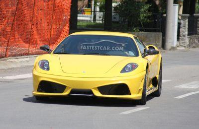 Nuove foto spia dell'erede della Ferrari F430 01