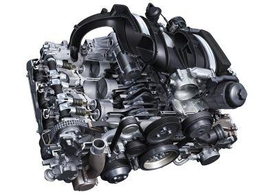 Porsche il 3,8 litri dei modelli 911 Carrera S è Best New Engine 2009 04