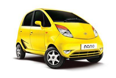 """Tata Nano: consegne a luglio per i primi 100 mila """"fortunati"""""""