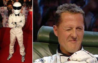Top Gear: rivelazione shock, The Stig è Michael Schumacher