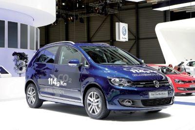 VW Golf PLUS my2010