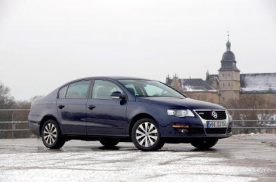 VW Passat MY2010