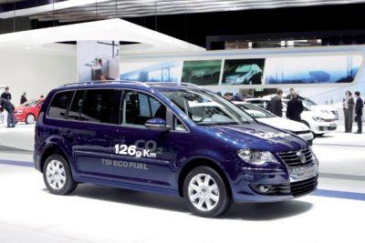 VW Touran TSI EcoFuel my2010