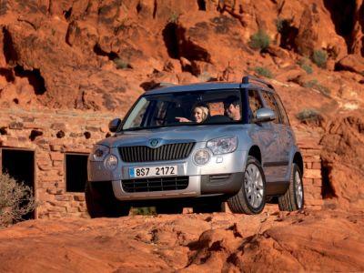 Yeti il SUV compatto Skoda da 18.900 Euro 01
