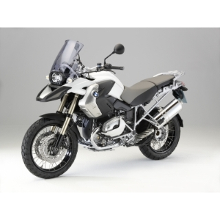 "BMW R 1200 GS ""Alpine White Version"""