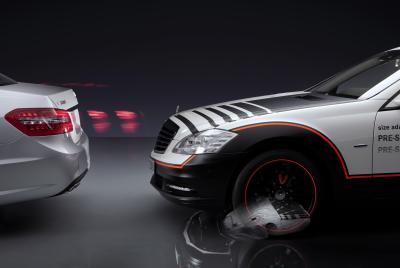 Mercedes-Benz ESF S400 Hybrid Concept 2009