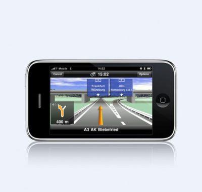 Navigon MobileNavigator disponibile per nuovo iPhone già a giugno