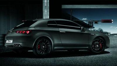 """Alfa Romeo Brera """"Italia Independent"""""""