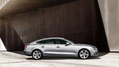 Audi A5 Sportback: galley e video