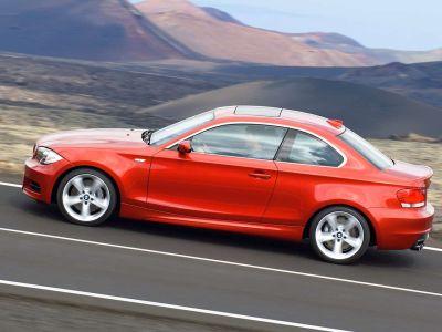 Autunno 2009 nuove varianti di motori per la BMW Serie 1 Coupé