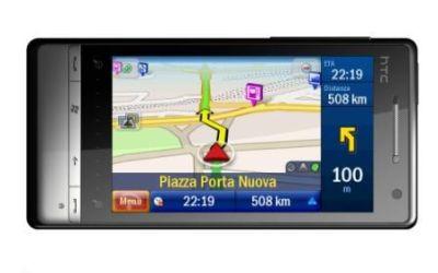 CoPilot Live 7 disponibile sul nuovo smartphone HTC Touch Diamond 2