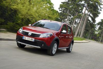 Dacia Sandero Stepway l'evoluzione del concetto di low-cost