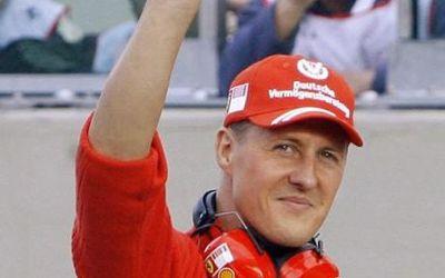 Ferrari: a Schumacher l'auto di Felipe Massa