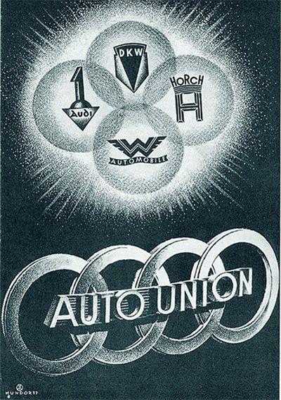 """Il gruppo Volkswagen potrebbe cambiare nome in """"Auto Union"""""""
