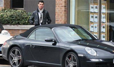 In vendita le auto di Cristiano Ronaldo ecco immagini e prezzi 01