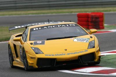 Lamborghini München Team Holzer il video di Adria