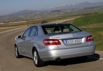 Mercedes Classe E 200 CDI BlueEFFICIENCY