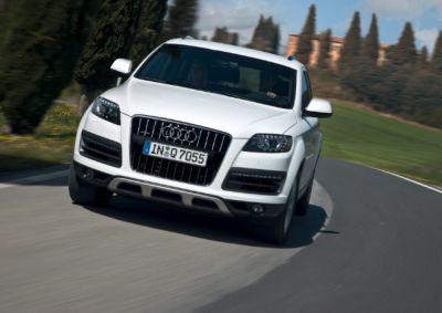 Nuova Audi Q7: prezzi da 56.100 Euro a 135.300 Euro