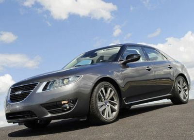 Nuova Saab 9-5 prime foto ufficiali 01