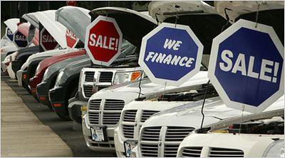 Standard & Poor's: un 2010 nero per il mercato delle automobili