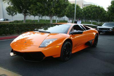 Top Gear prova la Lamborghini Murcielago LP670-4 SV