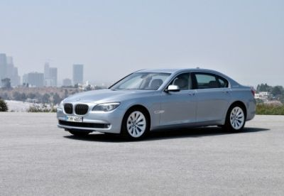 Bmw ActiveHybrid 7 01