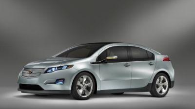 Chevrolet Volt: l'auto dai consumi record sarà in europa dal 2011
