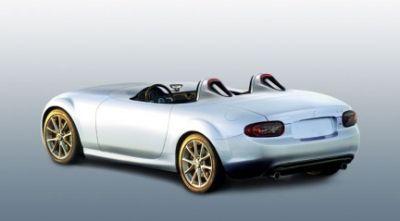 Mazda MX-5 Superlight Version Show Car 01