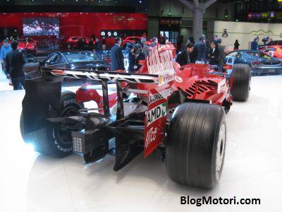 Michael Schumacher rinuncia al suo ritorno in Formula 1