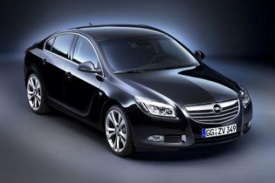 Opel Insignia: prima nelle classifiche di vendita in Italia