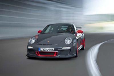 Porsche 911 GT3 RS: in mostra al salone di Francoforte