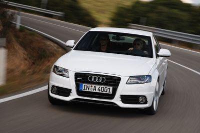 Salone di Francoforte: Audi A4 3.0 TDI clean diesel quattro