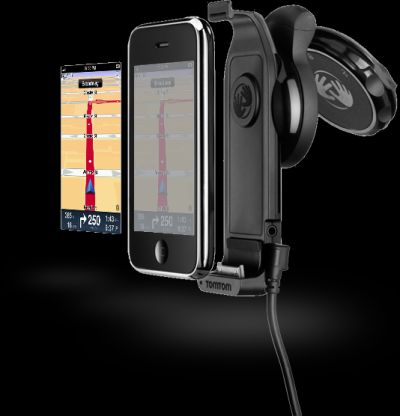 TomTom Navigator: il software dedicato all'iPhone