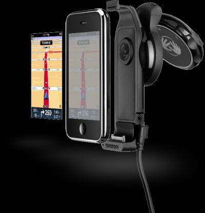 TomTom Navigator il software dedicato all'iPhone