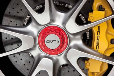 Accessori Motorsport per la Porsche 911 GT3 e la 911 GT3 RS