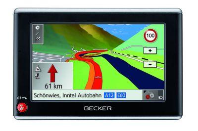 Il Becker Traffic Assist Z 205 si aggiudica l'EISA AWARD 2009