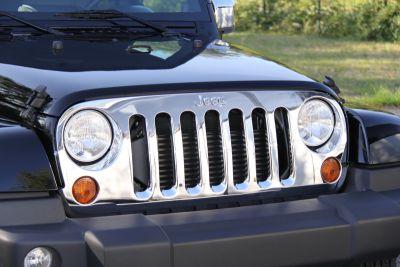 """Salone di Francoforte: Jeep Wrangler Unlimited """"Moparized"""" e Patriot Overland"""