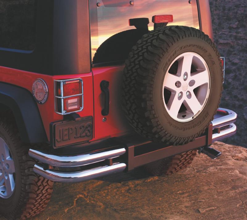 Mopar Jeep Accessories Wrangler: Jeep Wrangler With MOPAR Accessories
