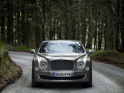 Salone di Francoforte: Bentley Mulsanne