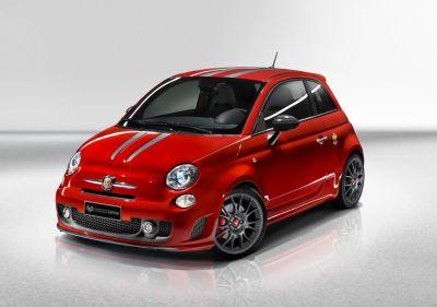 """Salone di Francoforte: Fiat 500 Abarth 695 """"Tributo Ferrari"""""""